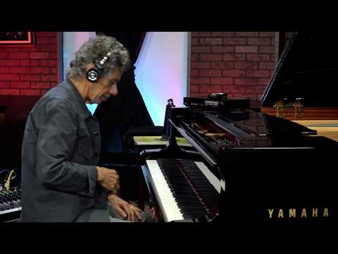 "Chick Corea Plays ""Spain"" (Tutorial with Overhead Camera and Transcription)"