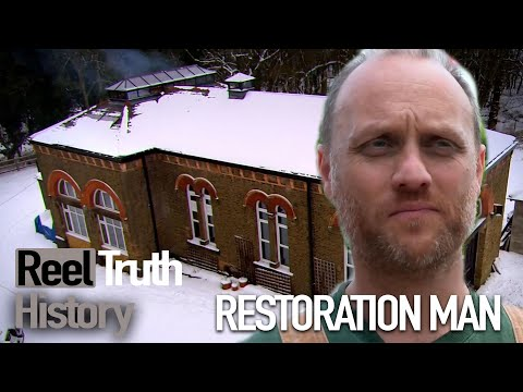 Restoration Man: VICTORIAN Pump House (Before And After) | History Documentary | Reel Truth History