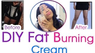 Fat Burning Cream | DIY Weight Loss Products