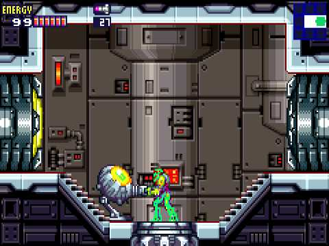 "[HD] TAS: GBA Metroid Fusion (USA) ""100%"" in 1:36:57.52 by BioSpark"