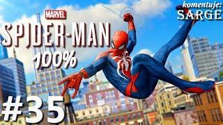 Zagrajmy w Spider-Man 2018 (100%) odc. 35 - W głowie się nie mieści