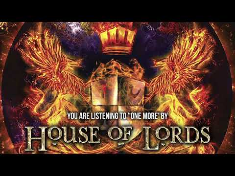 "House Of Lords - ""One More"" (Official Audio)"