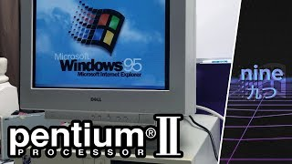 Building a Windows 95 Gaming Machine | Nine
