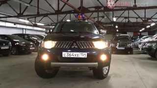 Mitsubishi Pajero Sport 2008 год 3.2 л. 4WD от РДМ-Импорт