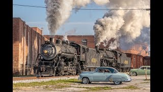 Southern 630 & 4501 Photo Freight