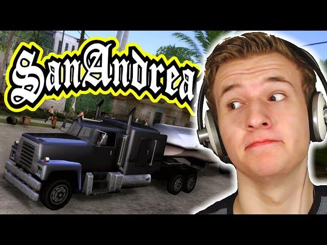 OVO JE SADA NAŠ KAMION (GTA San Andreas Epizoda 30)