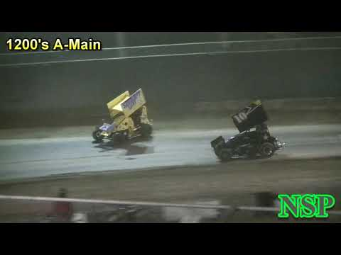 July 20, 2018 1200 Mini Sprints A-Main Deming Speedway