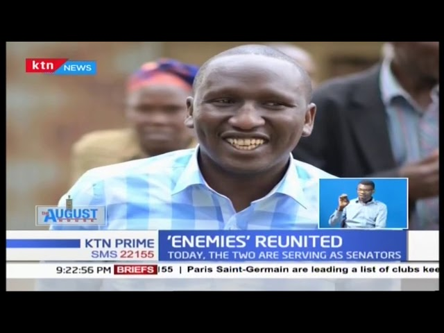 The August House: A lecturer and his student in senate house