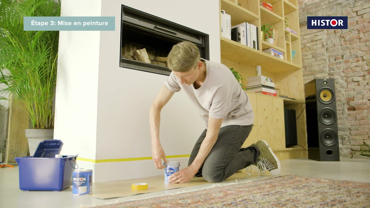 Vidéo Explicative Histor  Peindre Vos Plinthes  Youtube