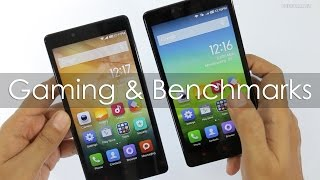 Xiaomi Redmi Note 4G Gaming Review & Benchmarks Compared to Redmi Note 3G