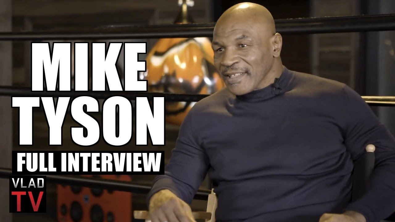 Mike Tyson on 2Pac, Boosie, Roy Jones, Holyfield, Don King, Buster Douglas (Full Interview)