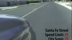 Corpus Christi Texas Road Test