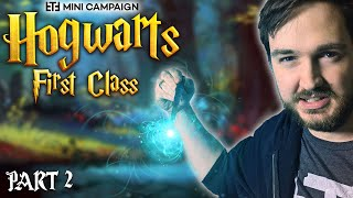 HOGWARTS: First Class | Part 2 - a Harry Potter Mini-Campaign