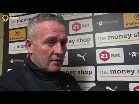 Paul Lambert On The Home Defeat To Brighton
