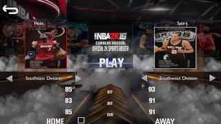 NBA 2k16 MODDED-AVENGERS 2k16 Gameplay Preview