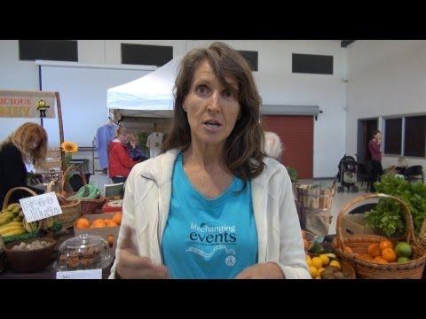 Gold Coast Health And Wellbeing Markets, Burleigh, Queensland, Australia