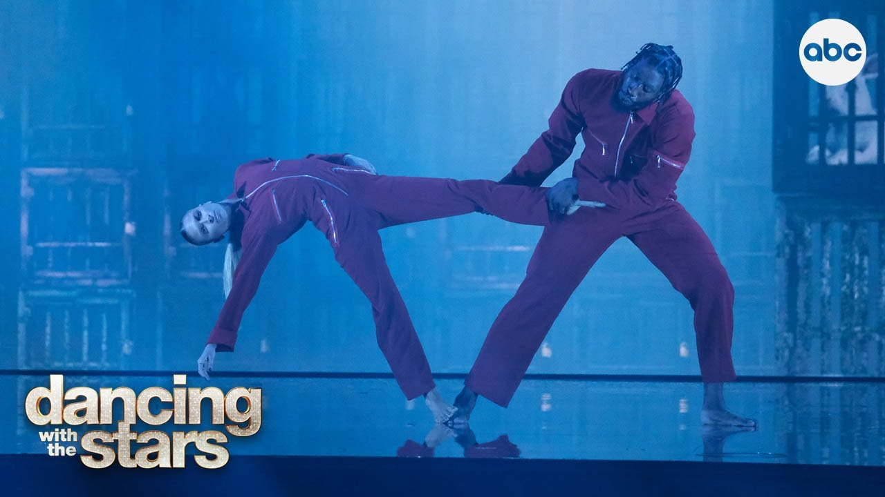 Download Iman Shumpert's Contemporary – Dancing with the Stars