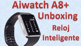 Aiwatch A8+ Reloj Inteligente Contenido De La Caja dhgate.com