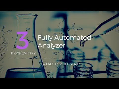 FULLY AUTOMATED ANALYSER