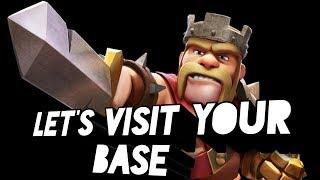 let's visit your base