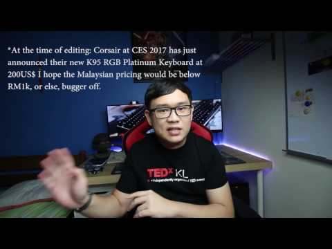 Ask Wayne Cheah V1 (The Budget Mechanical Keyboard Questions & Answers)