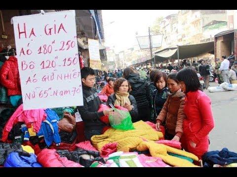Bài Rao Bán Áo Khoác Nam nữ cực hay tại hội chợ- Giọng Văn Khánh cực hay