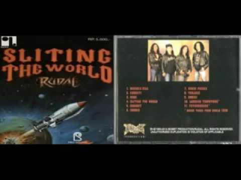 RUDAL album Sliting The World
