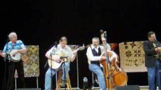 """Grasskickers play instrumental """"Daybreak in Dixie"""""""