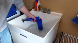 Profi High Pressure Drain Pipe Cleaning System with Jennifer Coffey
