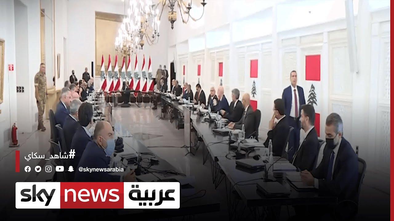 لبنان تطالب بإيضاحات بشأن تنقيب إسرائيل عن الغاز والنفط | #مراسلو_سكاي  - نشر قبل 3 ساعة