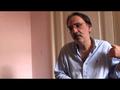 Seraphim Seferiades about the media campaign against Syriza (02.07.15., Athens)