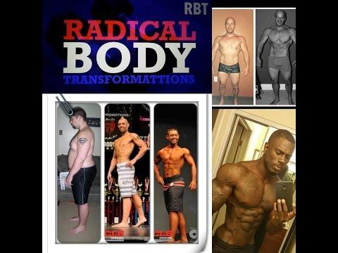 'Radical Body Transformation' Ep. 7 - Physique Dreams - Portrait of 3 Men's Physique Competitors