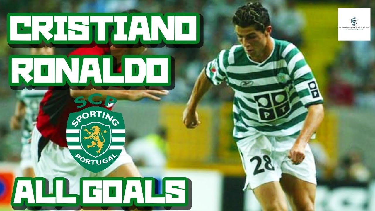 Download Cristiano Ronaldo • All Goals for Sporting CP / Sporting Lisbon (HD)