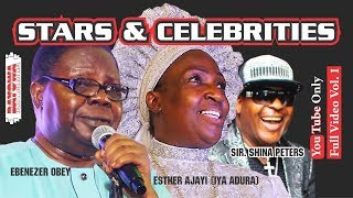 OBEY * SHINA PETERS * ATORISE * STARS & CELEBRITIES  SURPRISE 4 REV  ESTHER AJAYI BIRTHDAY PART 2  2