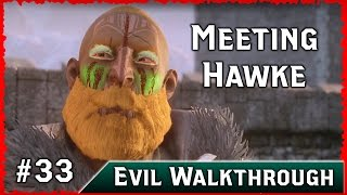 Dragon Age Inquisition: Meet the Handsome Hawke - Clown Champion of Kirkwall ► Evil Choices, Part 33