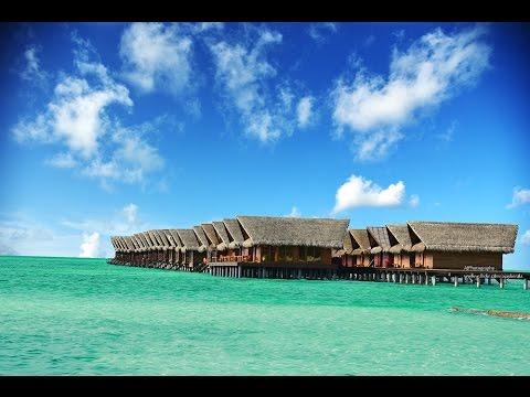 Maldives Adaaran Hudhuranfushi ocean villa May 2015