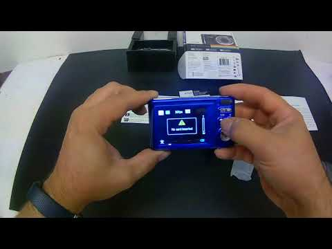 Bargain!! Polaroid ix828 unboxing and test