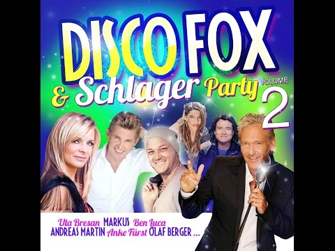 Disco Fox & Schlager Party Volume 2 MiniMix