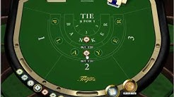 Baccarat at Casino Tropez