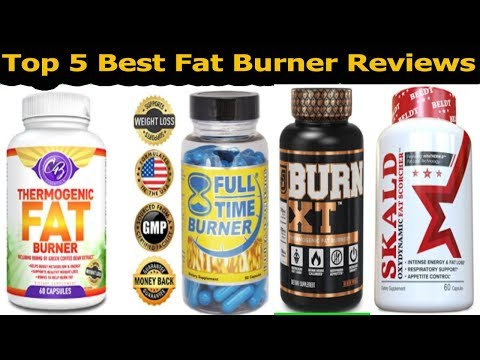 Top 5 Best Fat Burners 2018 Best Fat Burners On The Market