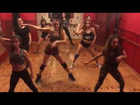 TWERK Coreografía Boom Boom (Música Brasilera)