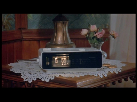 Every day the clock radio from Groundhog Day!