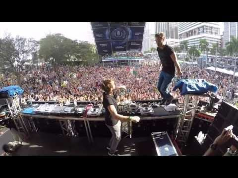 """Vicetone   Live @ UMF    """"Astronomia""""     Mind-Blowing"""
