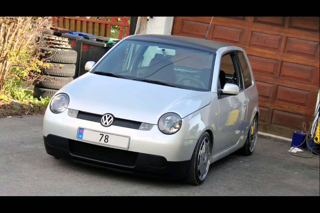 volkswagen lupo 1 4 tdi youtube. Black Bedroom Furniture Sets. Home Design Ideas