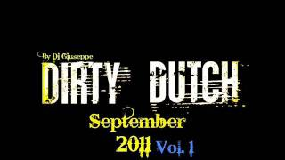 Dirty Dutch House Mix 2012 (VOL.1)