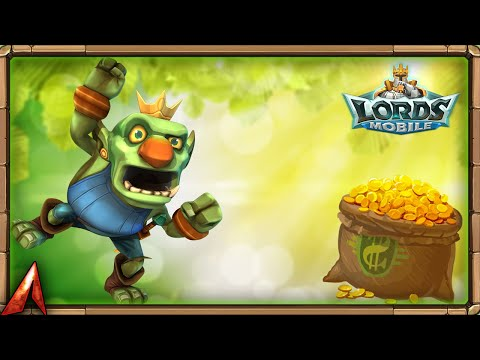 Goblin Familiar Skill Gold Digger! Lords Mobile