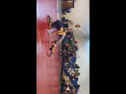 Andreas Deboissiere Vs. Rockbridge County High school