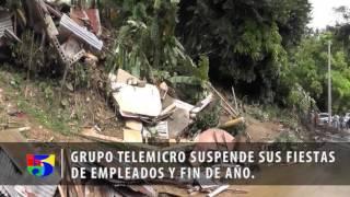 GRUPO TELEMICRO SUSPENDE FIESTAS DE EMPLEADOS Y FIN DE AÑO