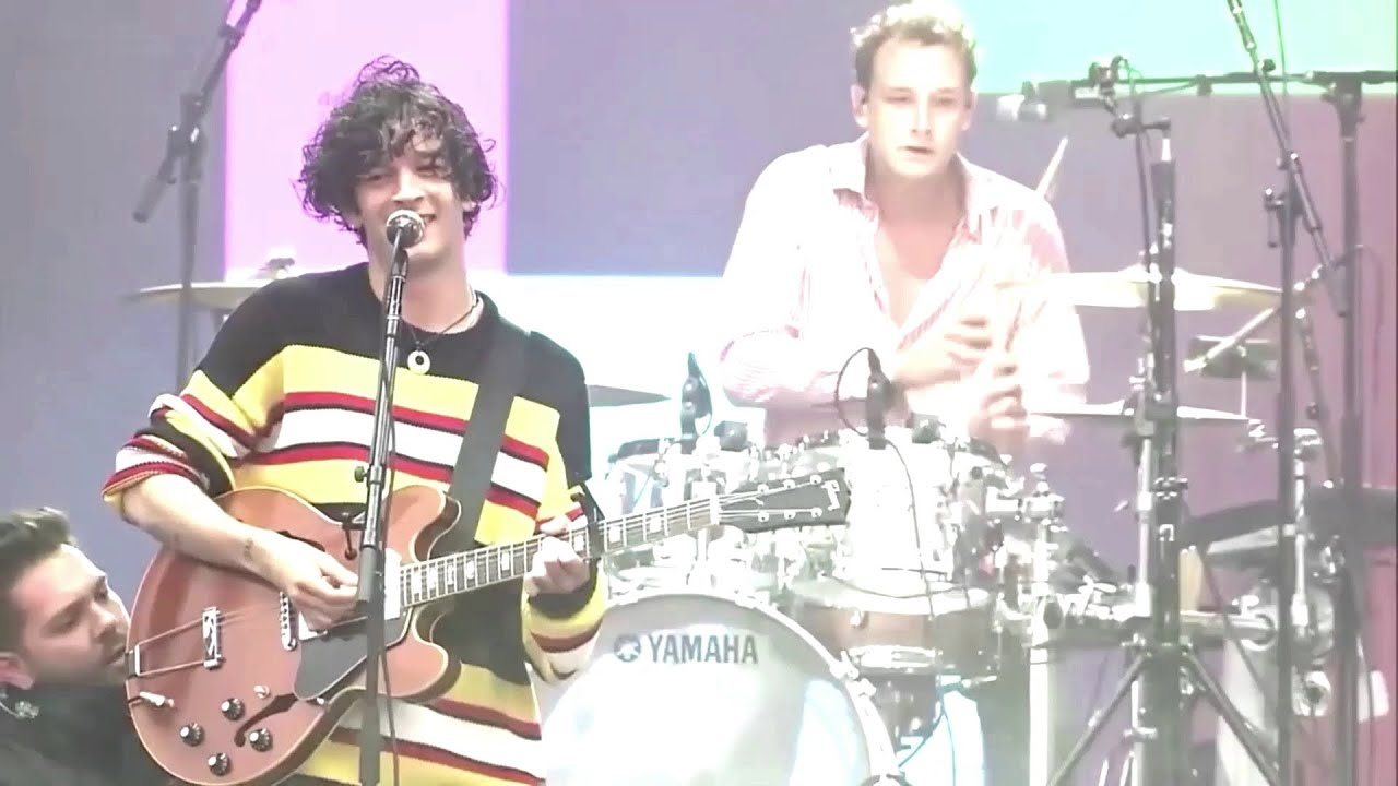 The 1975 - It's Not Living (If It's Not With You) - Live At (Open'er Festival 2019)
