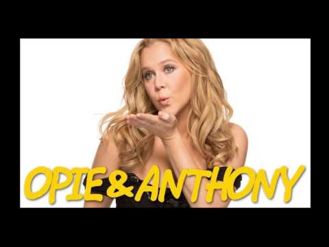 Amy Schumer On Opie & Anthony 12  Smitten Amy